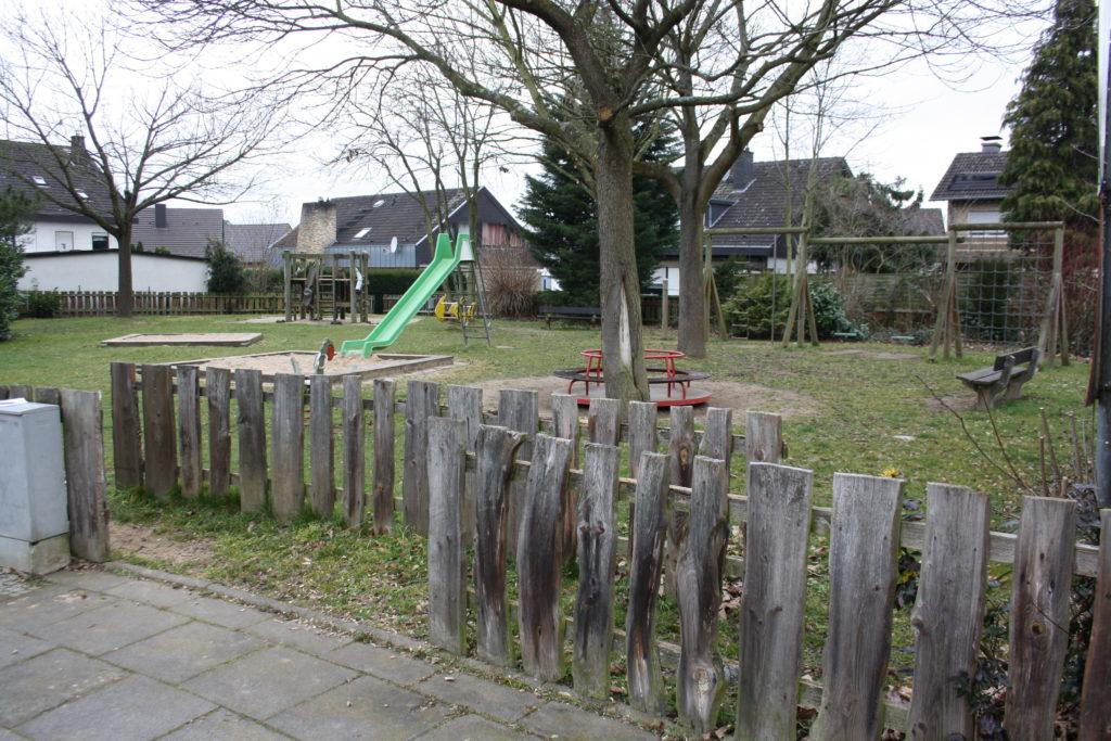 Spielplatz Buschhoven - Im Backkaus