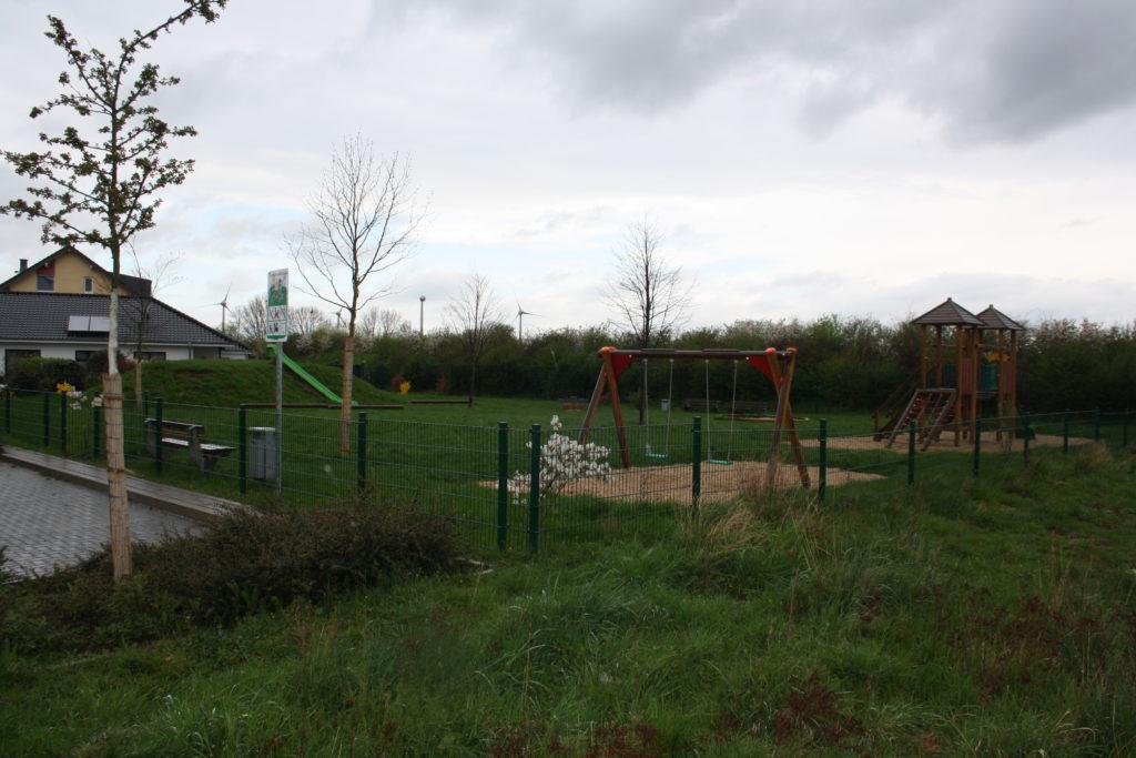 Spielplatz Odendorf - Am Rodderbach