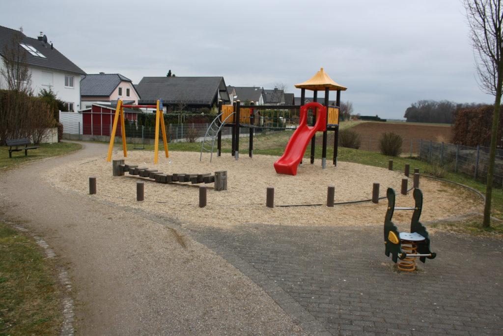 Spielplatz Buschhoven - Am Wehrbusch