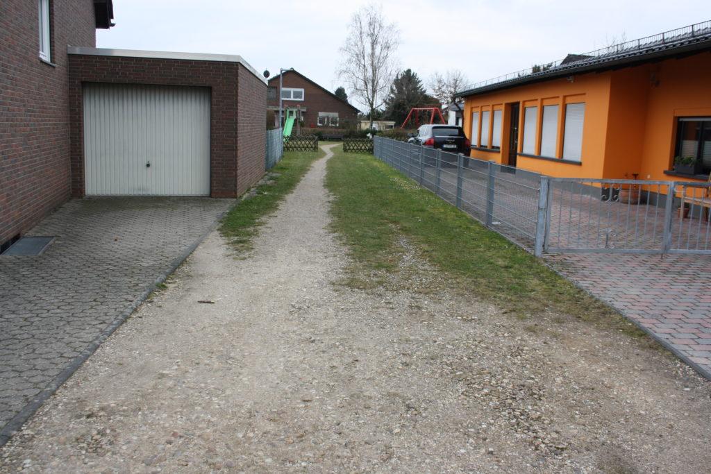 Spielplatz Buschhoven - Wallfahrtsweg