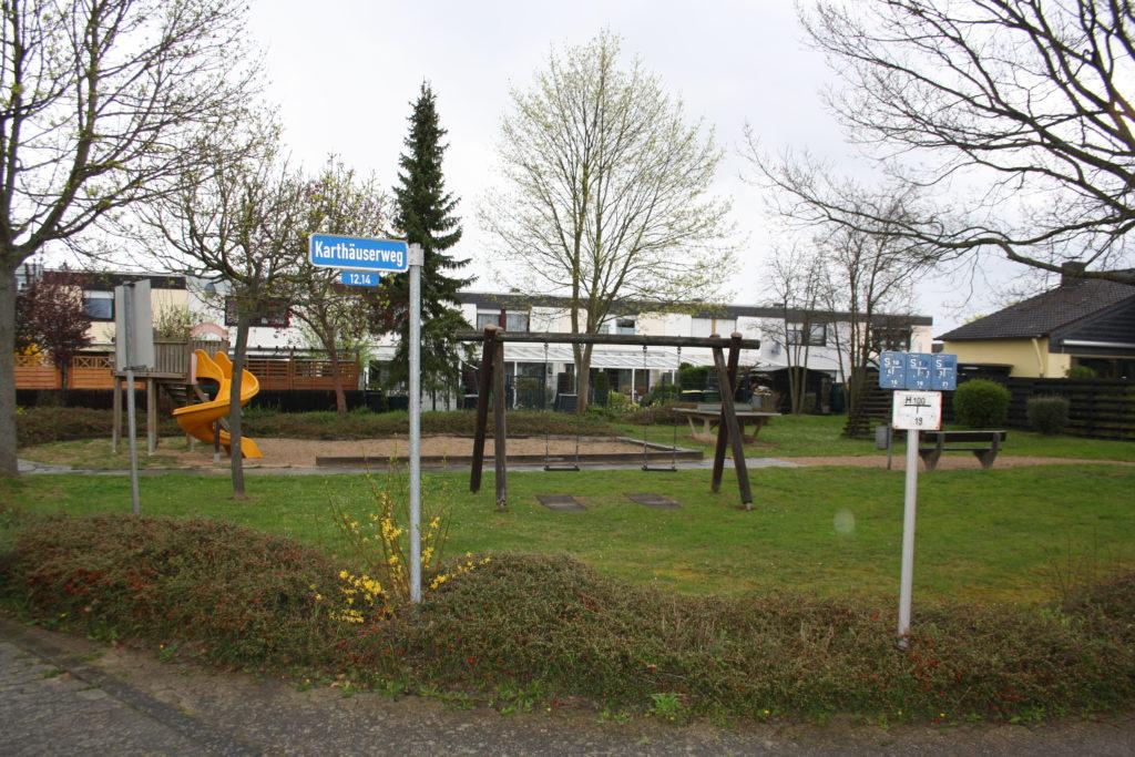 Spielplatz Odendorf - Karthäuserweg