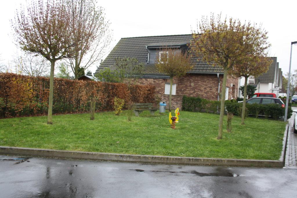 Spielplatz Odendorf - Alte Heerstraße