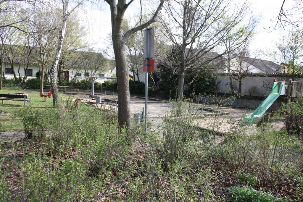 Spielplatz Odendorf - Jülicher Ring