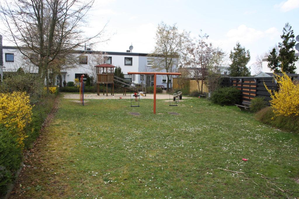 Spielplatz Odendorf - Germanenstraße