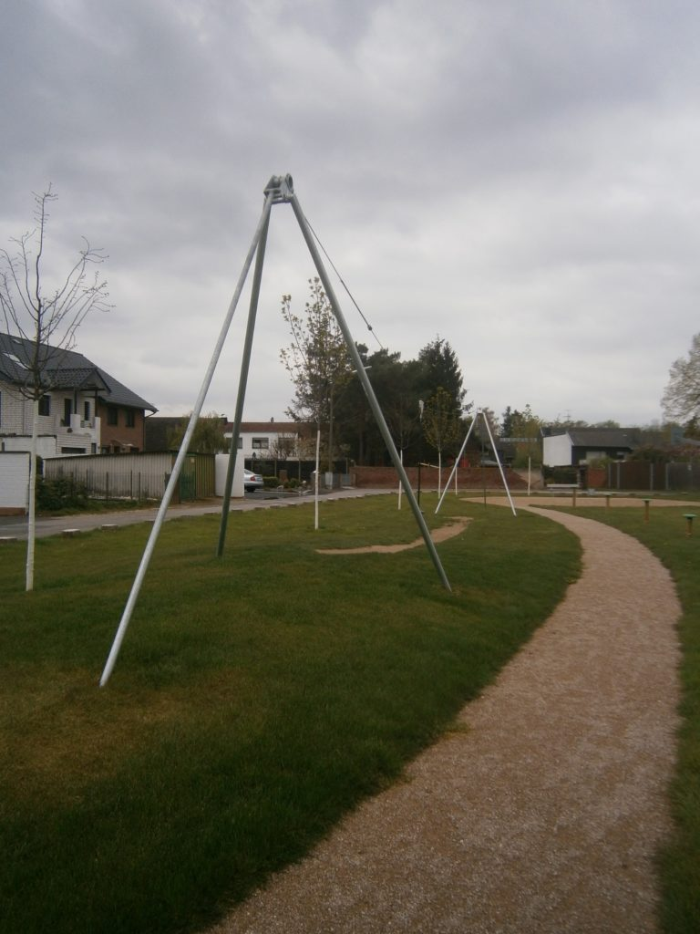 Spielplatz Miel - Am Sportplatz