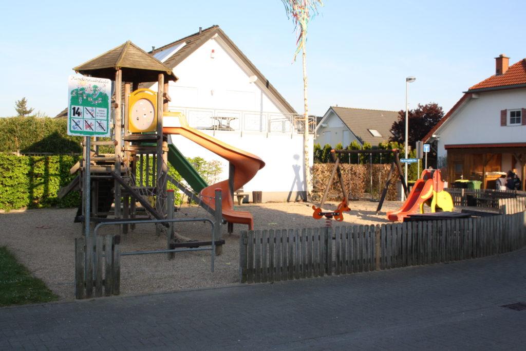 Spielplatz Heimerzheim - Kottenrover Maar