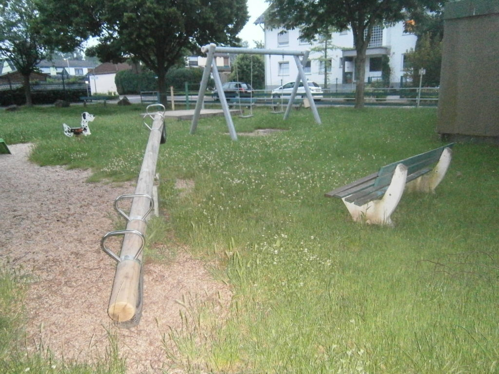 Spielplatz Essig