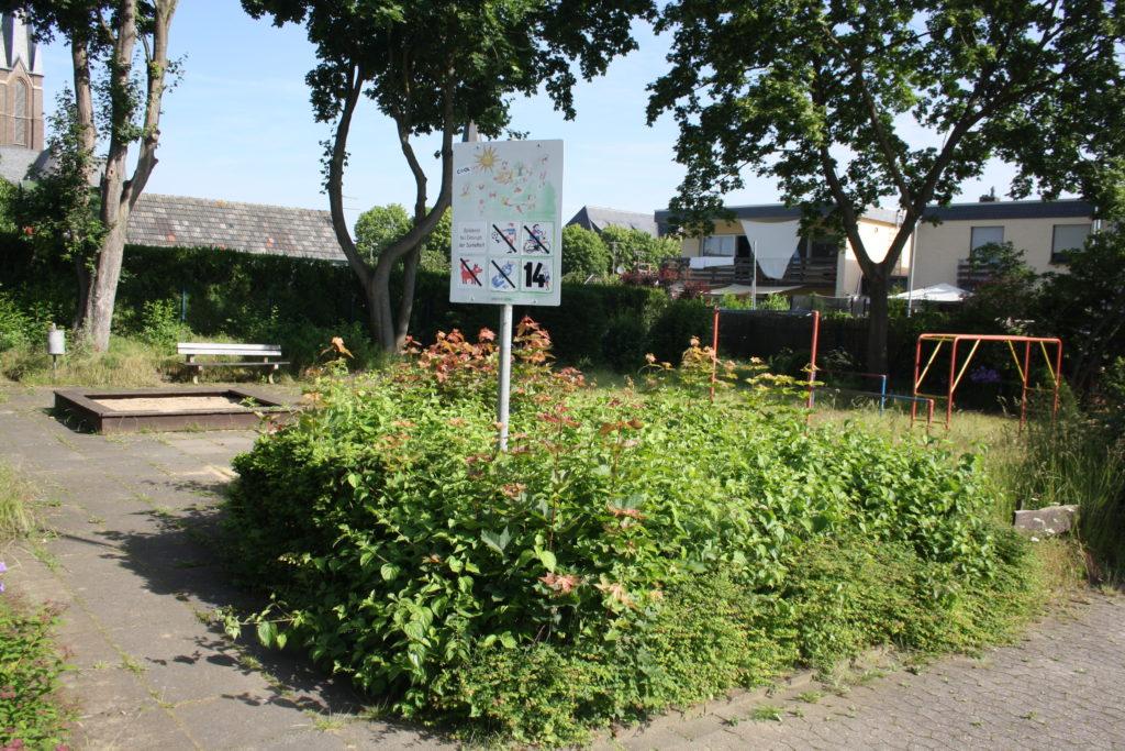 Spielplatz Odendorf - Schornbusch